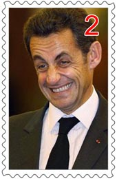 Nicholas-Sarkozy-collects-stamps