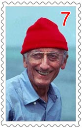 jacques-cousteau-collected-stamps