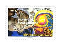 Aspirin-stamp-Gabon