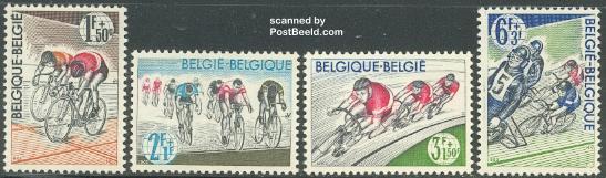 Stamps Tour de France