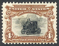 The first carstamp