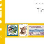 Recently issued stampcatalogues