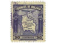 Btampwars Bolivia (Chaco War)