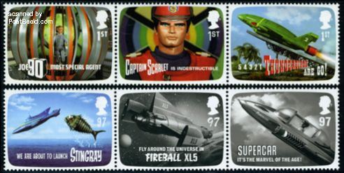 stamps-Thunderbird