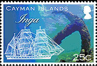 The Inga stamp