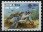 Joint issue Seychelles 2015