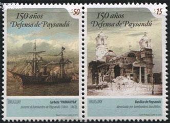 Postage stamp Uruguay