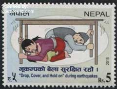 Nepal-stamps
