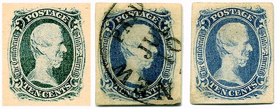 Confederate Stamp