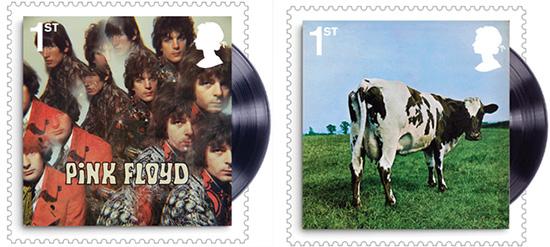 Pink Floyd Stamps1