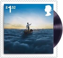 Pink Floys Stamp
