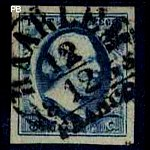 The History of Stamp Collecting Part 19 – The Netherlands in 1863