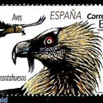 Europa National Birds Stamps 2019