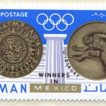Stamp Errors, Part 4 – The Fosbury Flop
