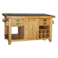 Wood Free Standing Kitchen Island Plans PDF Plans