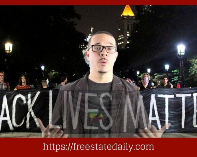 Radical Black Activist Wants Anarchy