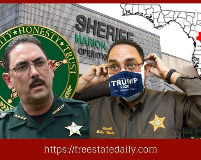 Florida Sheriff Will NOT Allow Face Masks