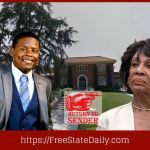 Challenger Exposes Maxine Waters