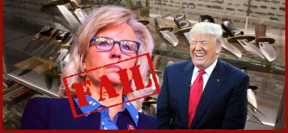 Liz Cheney Paying The Price