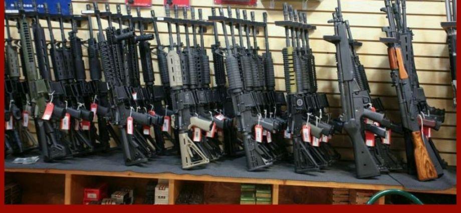Americans Cling To Their Guns