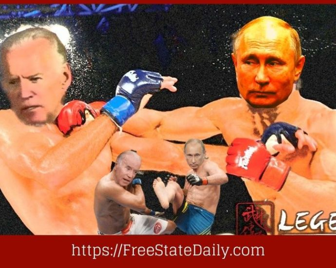 Putin Calls Biden's Bluff