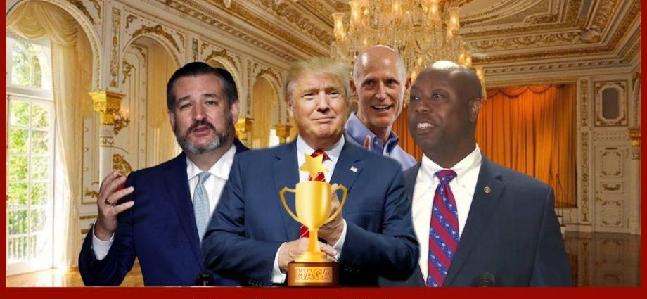 Senate Recognizes President Trump's Achievements