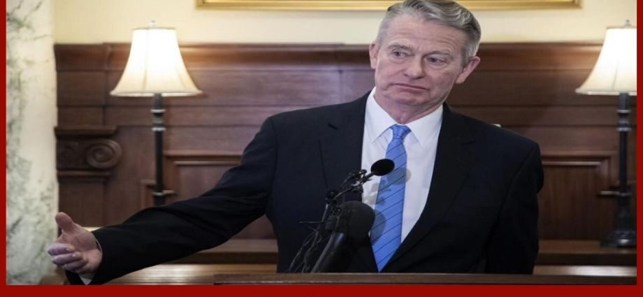 Idaho Governor Causes Liberal Minds To Explode