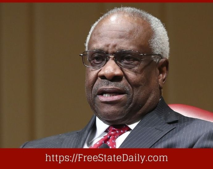 Clarence Thomas Smacks Down Social Media Censorship