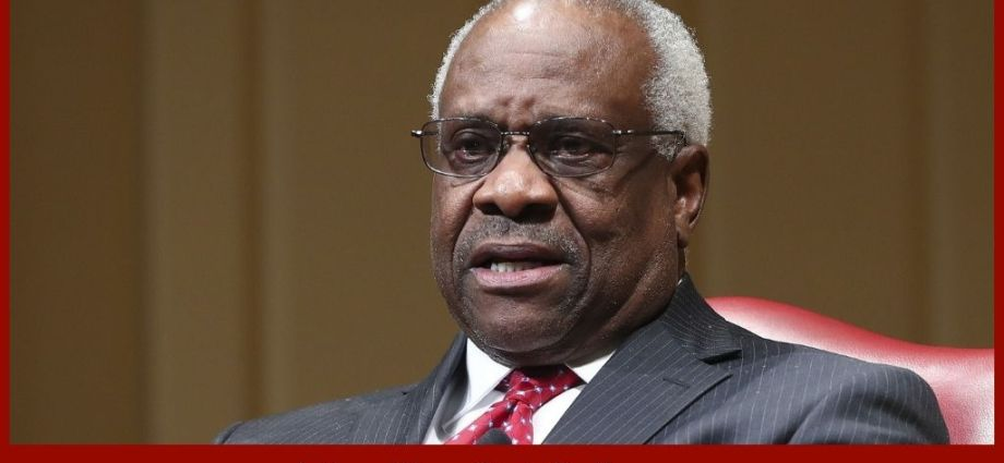 Clarence Thomas Smacks Down Social Media Censorship