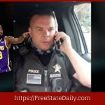 Cop Suspended For Mocking LeBron James