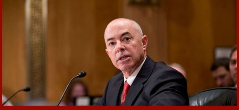 DHS Secretary Mayorkas Suggest Controversial Requirement