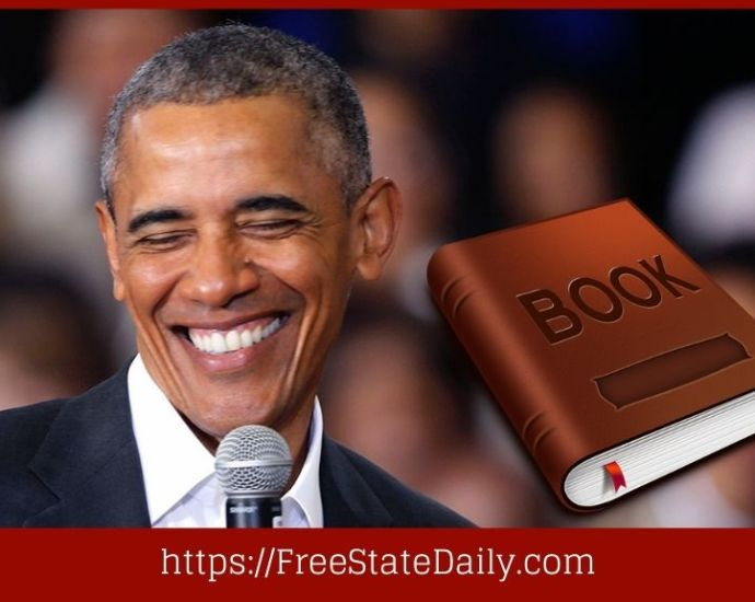 New Tell All Book Gives Shocking Description Of Obama
