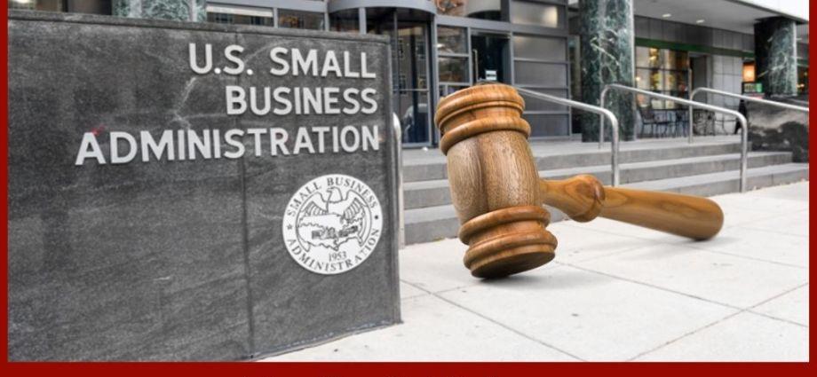 Biden's Small Business Admin Sued