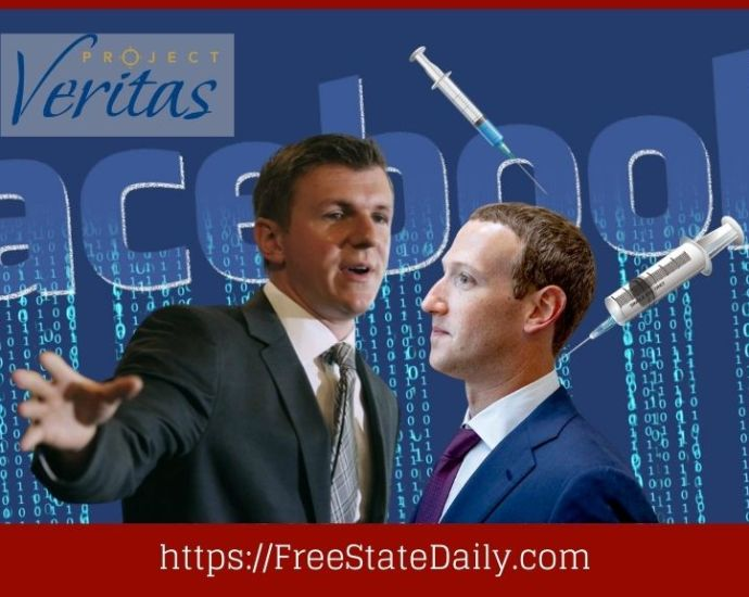 Project Veritas Humiliates Facebook