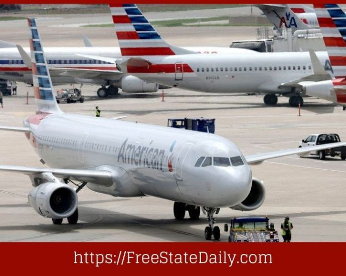 American Airlines Leaves Passengers Stranded