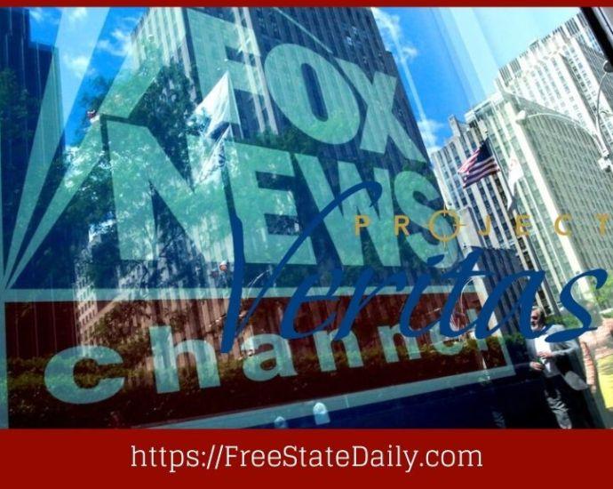 FOX Reporter Drops Bombshell On Network Via Project Veritas