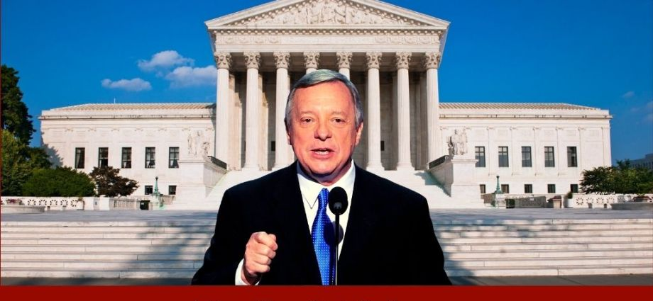 Democrats Plan Hearings To Intimidate Supreme Court