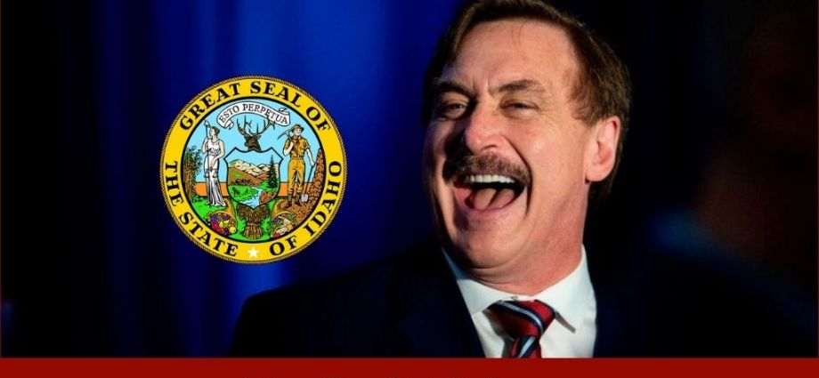 Idaho Republicans Want Mike Lindell To Pay