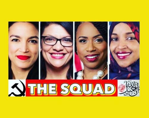 Trump Slams the Squad