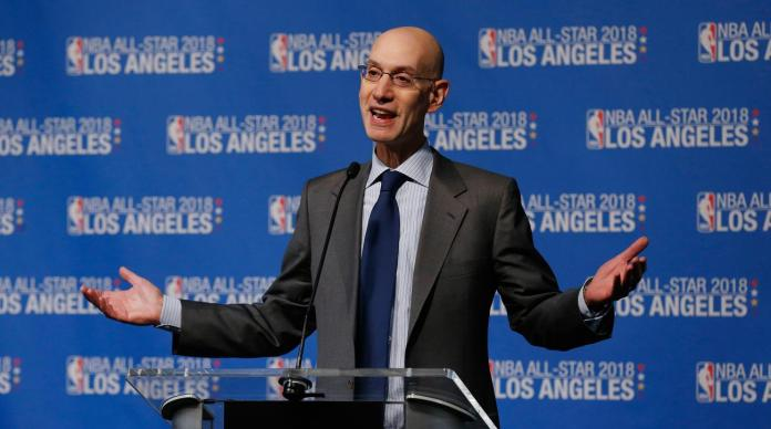 NBA Hypocrisy on China