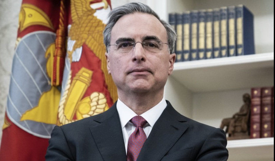 White House Counsel Pat Cipollone