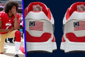 Colin Kaepernick Nike