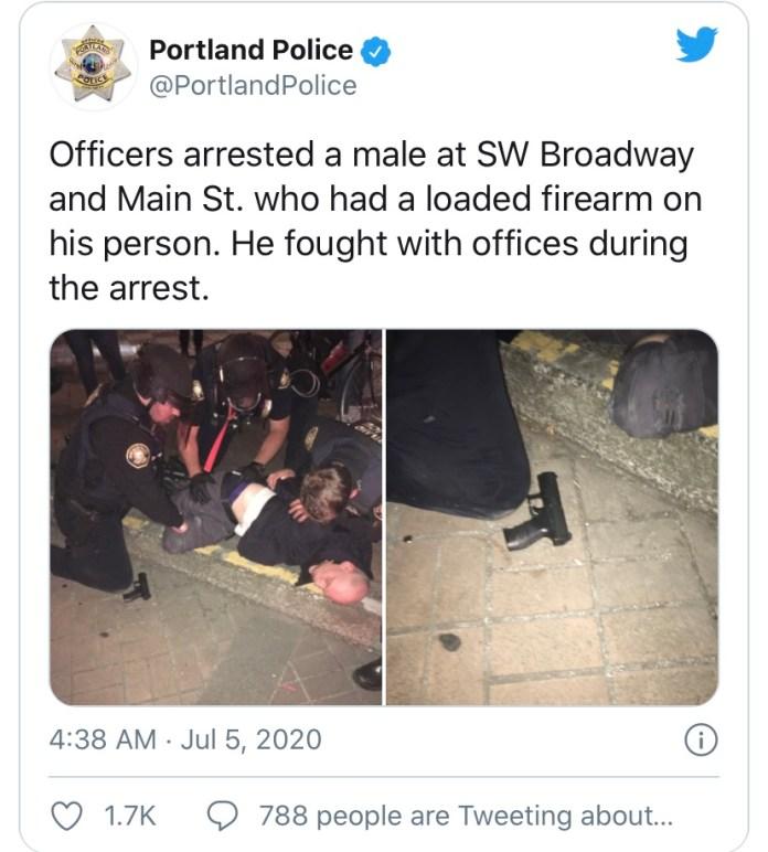 ANTIFA Man Killed Trump Supporter