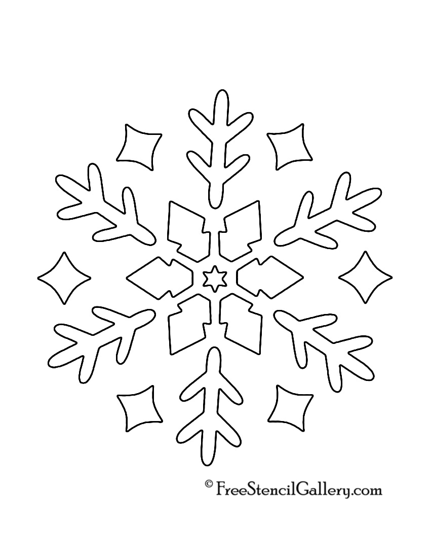 """Search Results for """"Simple Snowflake Templates To Print"""