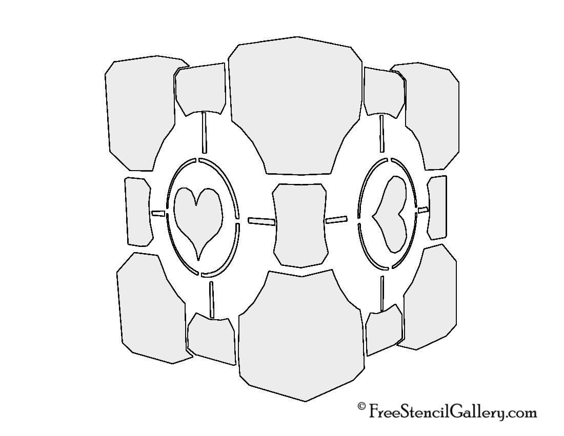 Portal Companion Cube Quotes. QuotesGram