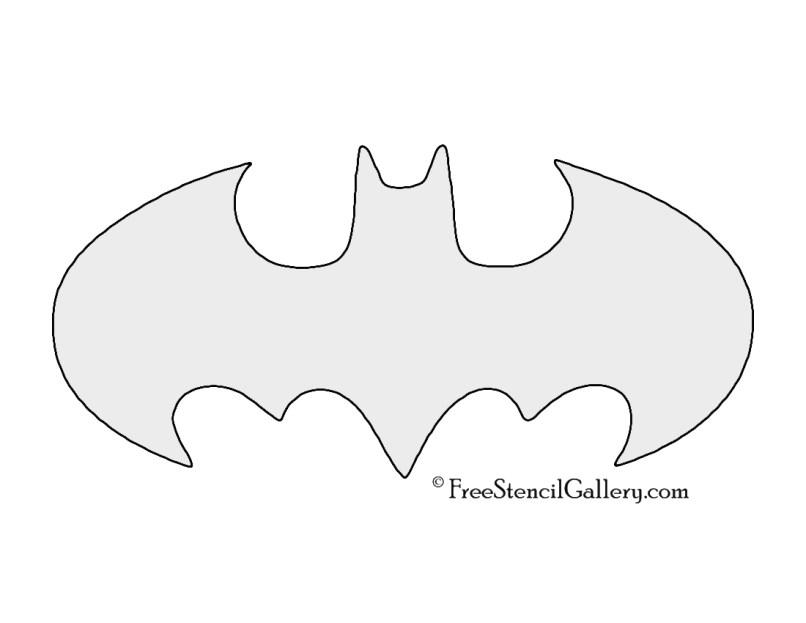 Batman Symbol Image Free Imaganationface
