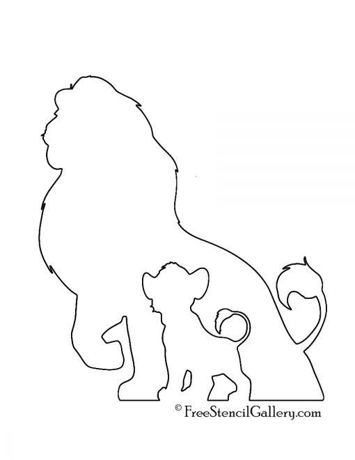 Disney Free Stencil Gallery