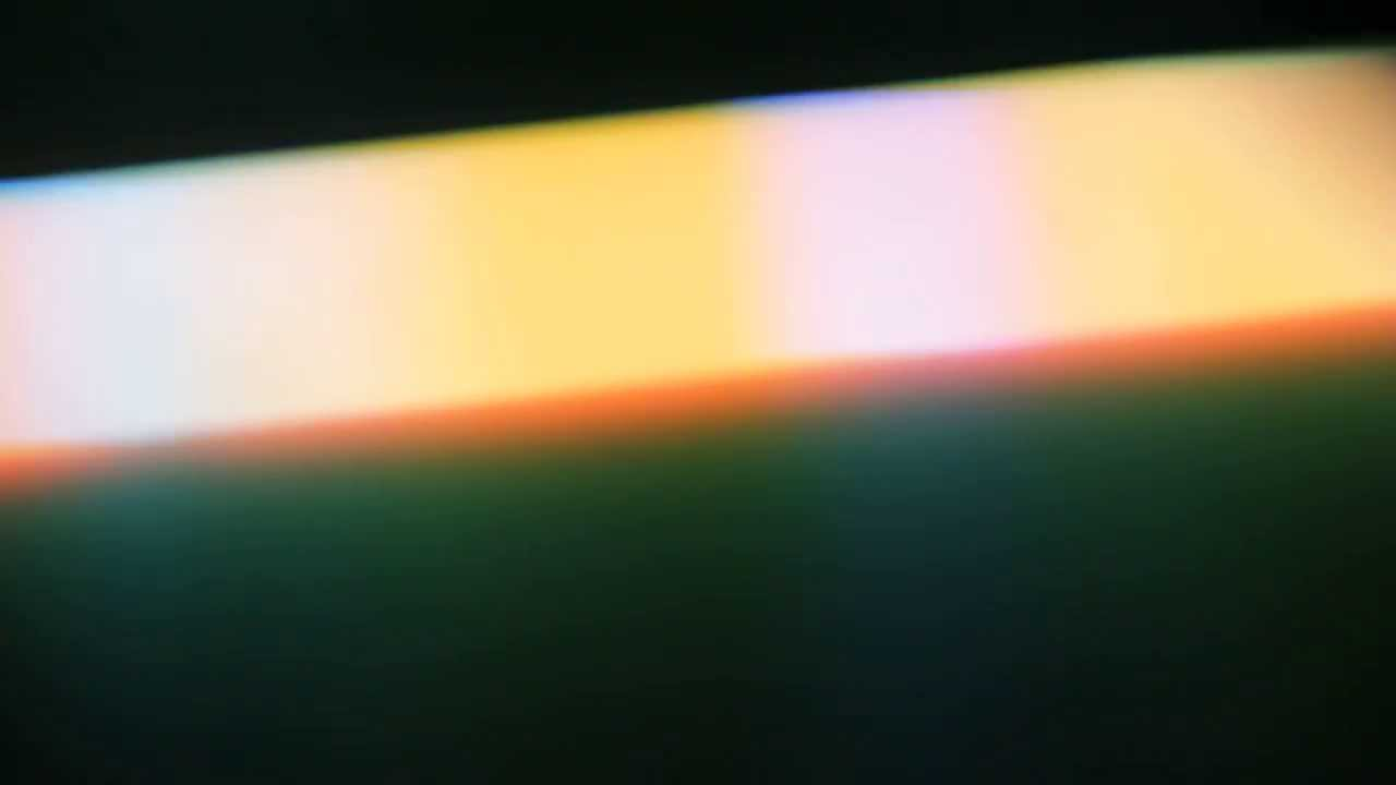 3d Motion Wallpaper Yellow Blue Vhs Stripes Remix Video Blurred Tv