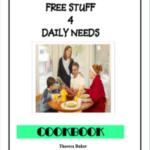 Free Stuff 4 Daily Needs Cookbook