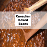 Canadian Baked Beans